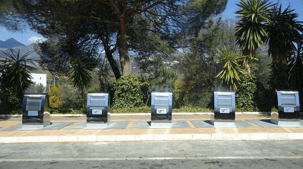 Contenedores soterrados: tipos y beneficios de su instalación en ciudades