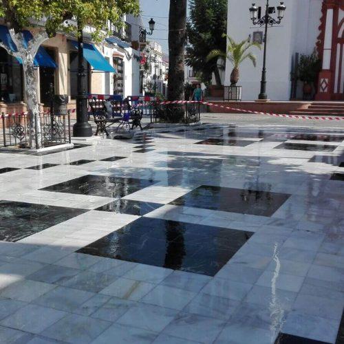 Servicios de recuperación de pavimentos en Almonte