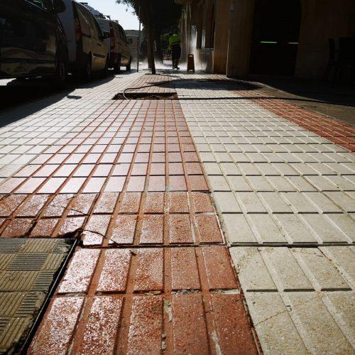 Nuevos servicios de recuperación de pavimentos en Marbella