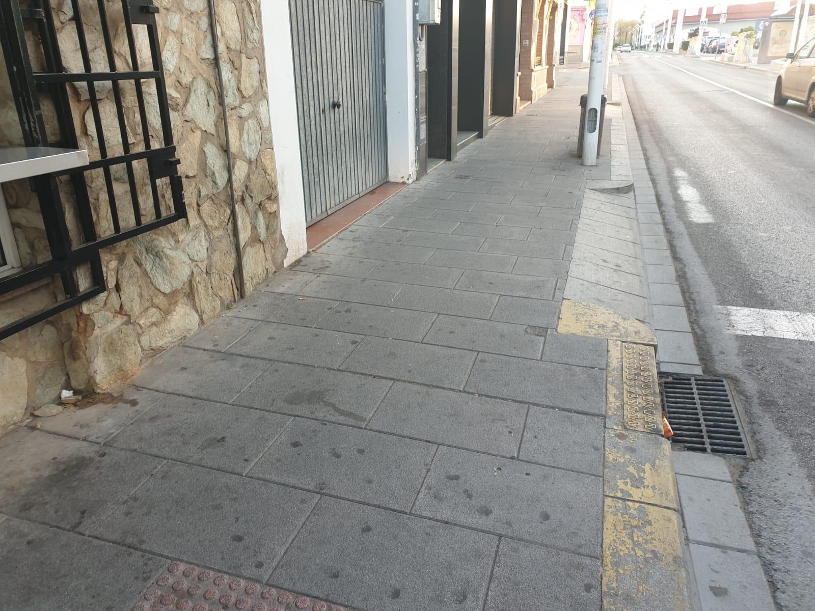Recuperación de pavimentos en Alcalá de Guadaira