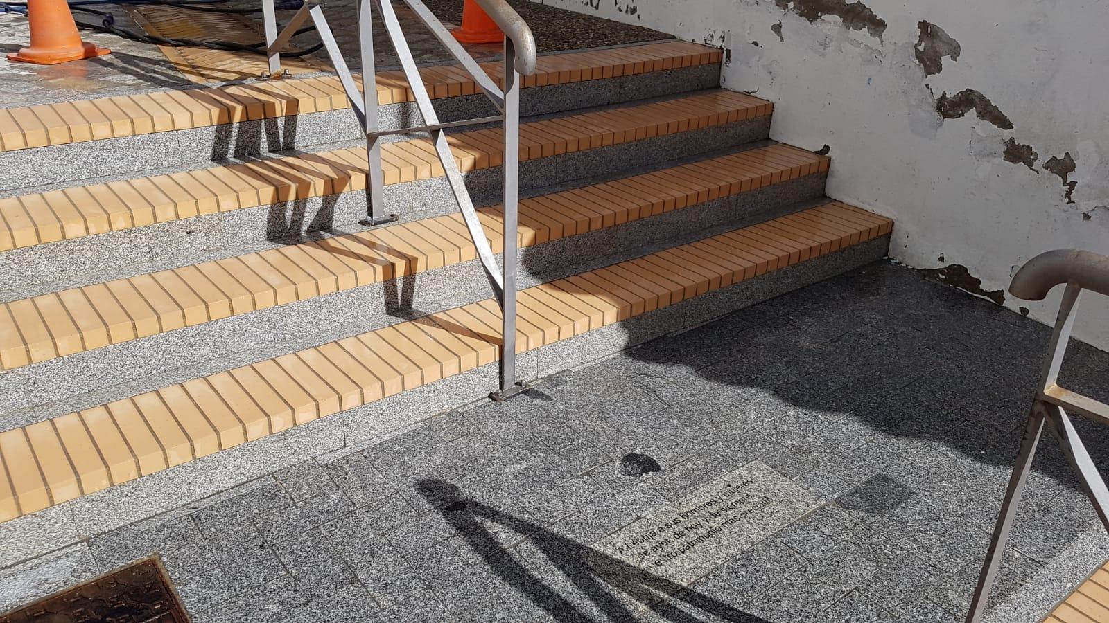 Demostración de recuperación de pavimentos en Lebrija