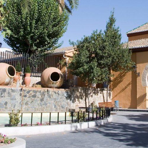 Nuevos contenedores soterrados en Peligros (Granada)
