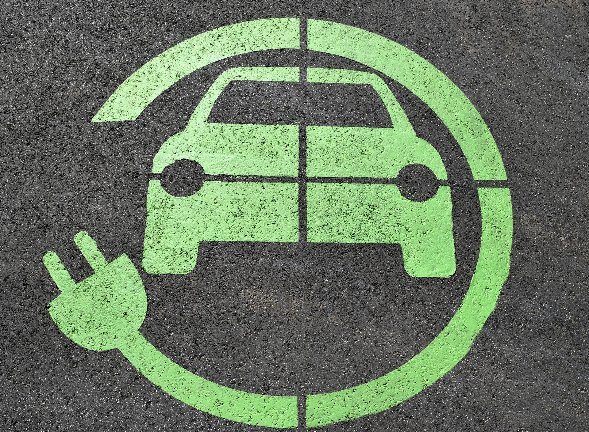 Puntos de recarga: beneficios del coche eléctrico