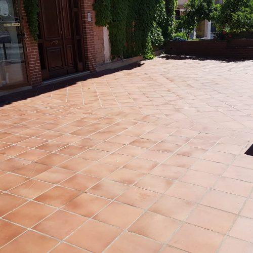 Sigue la recuperación de pavimentos en Alcaudete