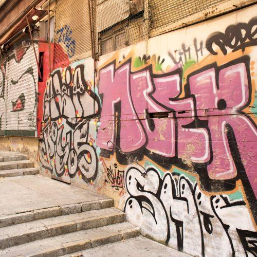 Limpieza de graffitis: casos de éxito