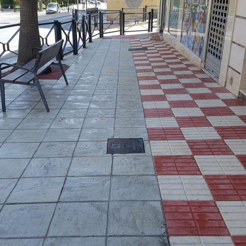 Finalizan las tareas de recuperación de pavimentos en Alcaudete