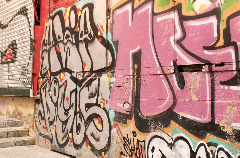 ¿Es posible eliminar graffitis por completo?