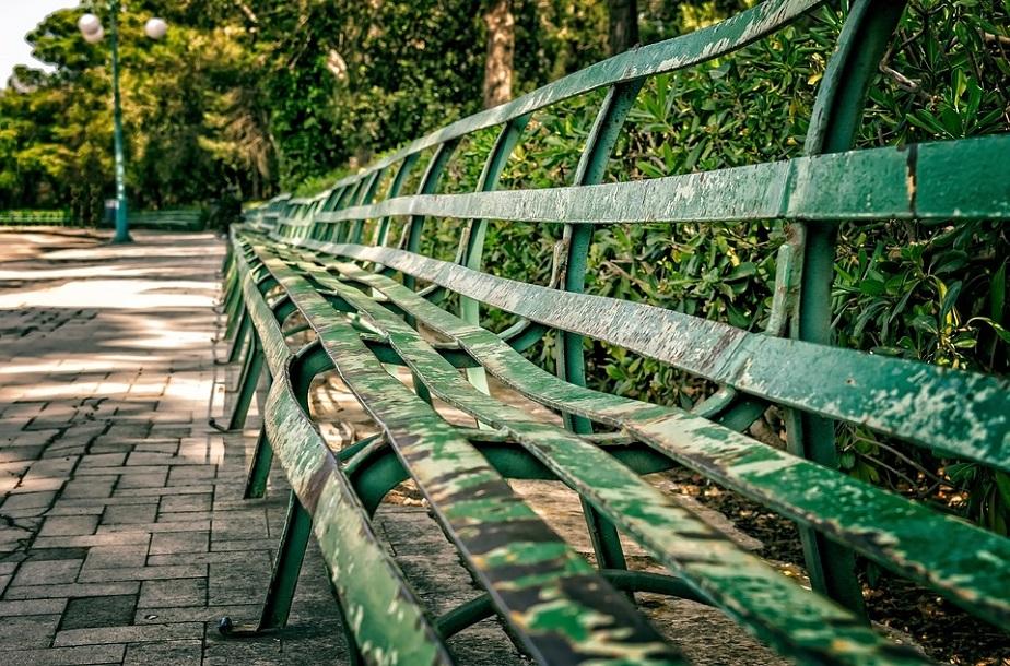 ¿Se puede evitar el óxido en el mobiliario urbano?