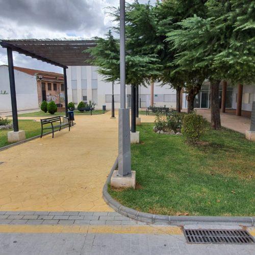 Recuperación de pavimentos en Peligros