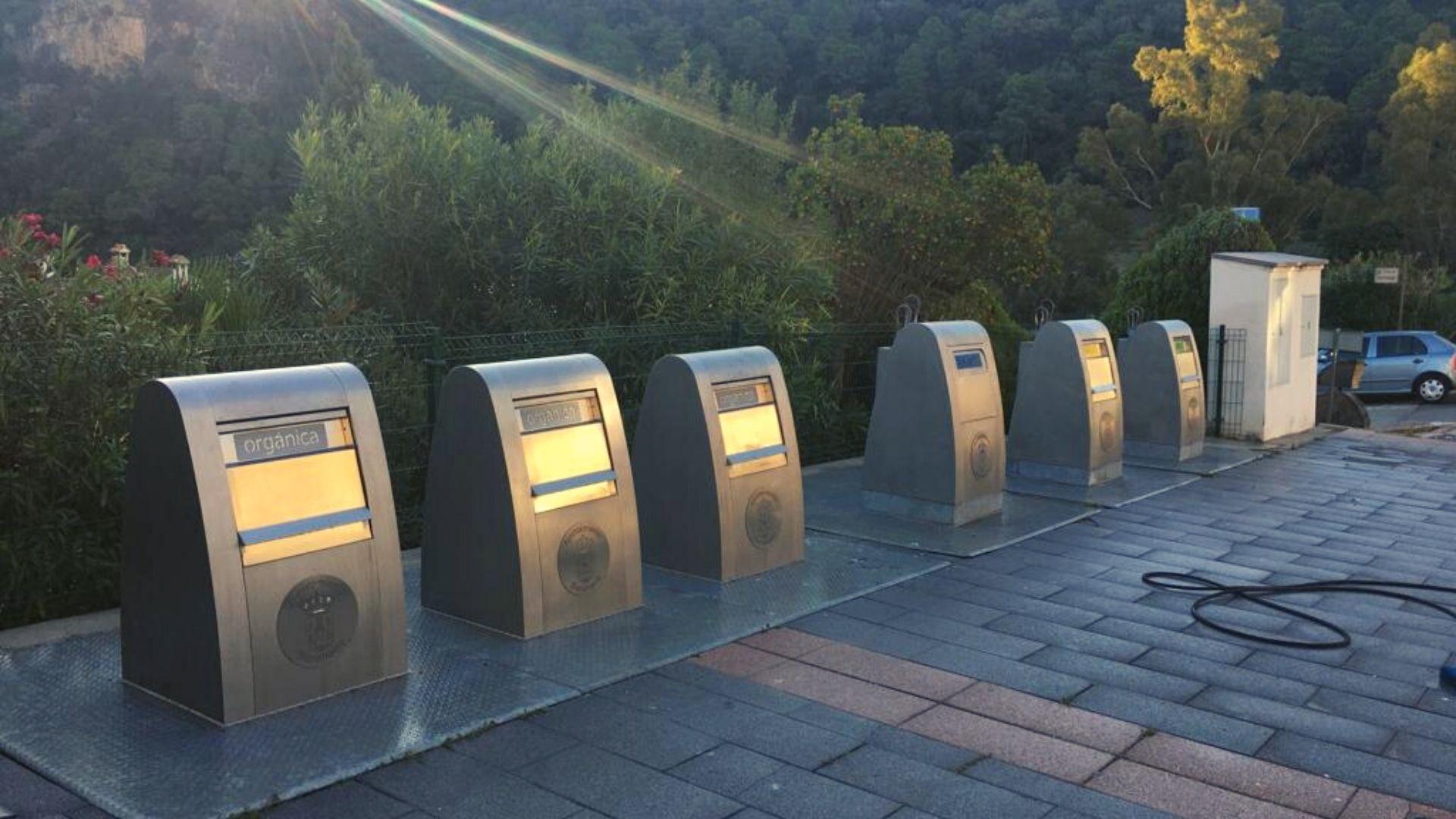 Contenedores soterrados, una solución eficiente para la gestión de residuos sólidos urbanos