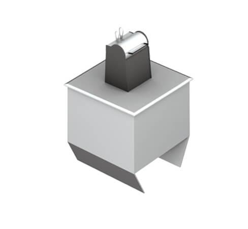 contenedor soterrado de carga superior