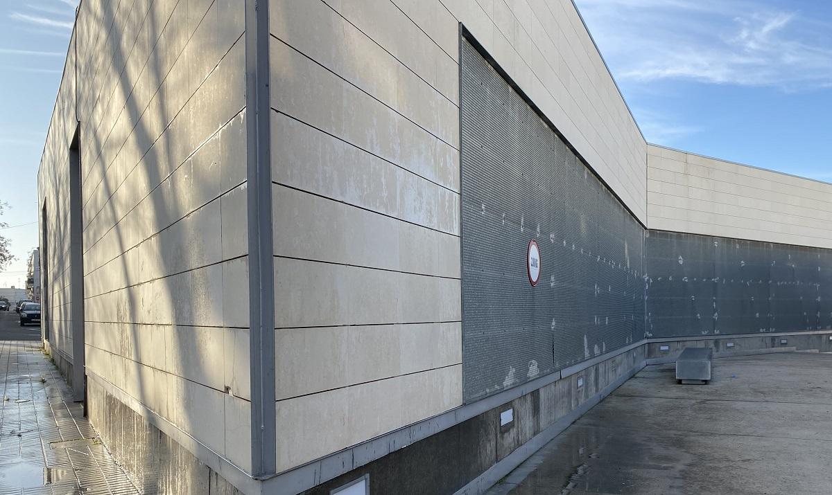 tratamiento eliminacion graffitis san juan de aznalfarache